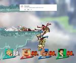 Weekly Doodles - Super Smash Bros