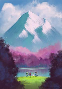 Dafurst Mountain