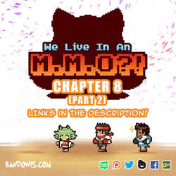 We Live In An MMO?! - CHAPTER 8 (Part 2)