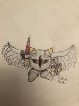 Galacta Knight - Warrior of the Ages