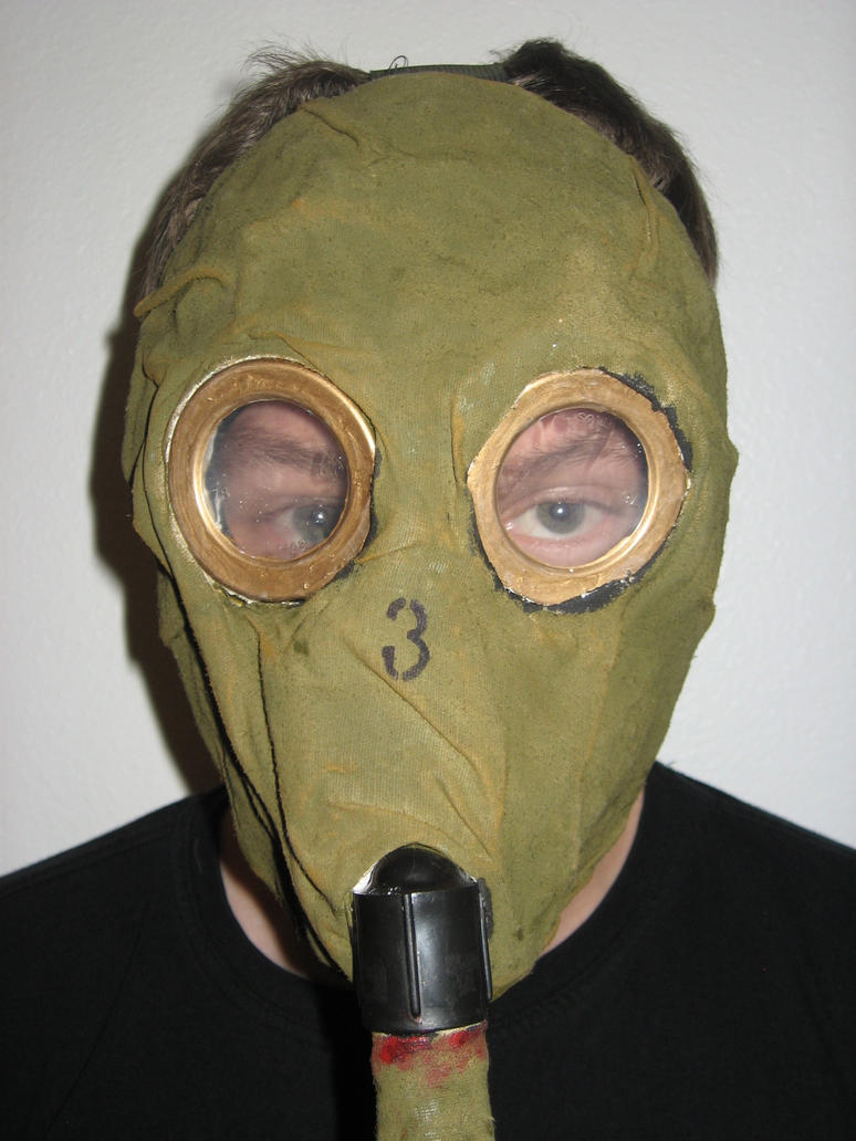 WW1 Gas Mask By Ninjamitch