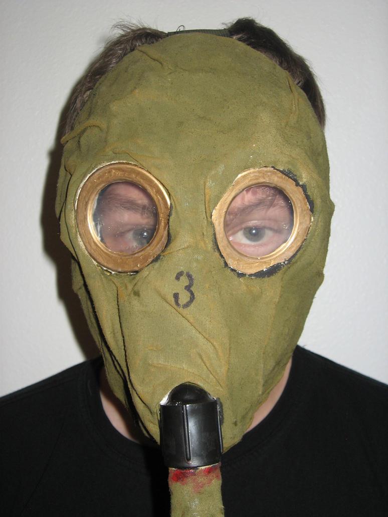 WW1 Gas Mask By Ninjamitch