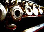 flute in the dark
