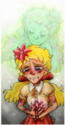 You Lost Her Again by Cora-Dilcoroc