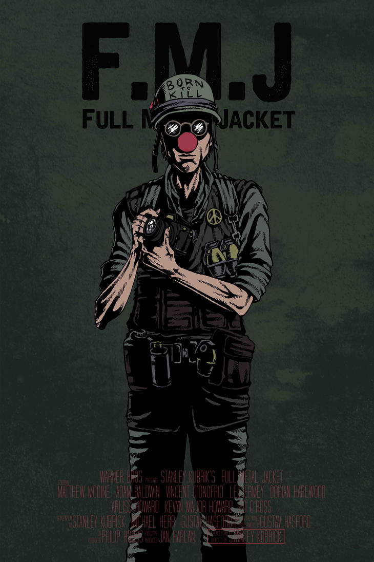 Fullmetal Jacket by brunoces