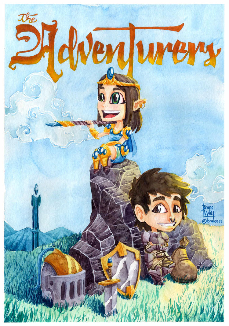 The Adventurers by brunoces