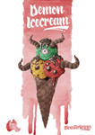 Monsterlicious - Demon Icecream
