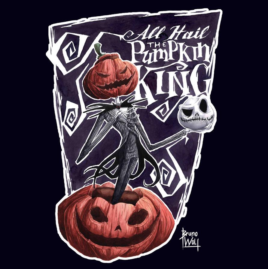 Jack Skeleton - The Nightmare Before Christmas by brunoces on DeviantArt