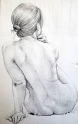 Female Nude (seated)