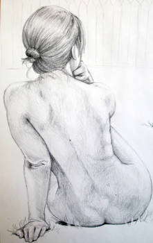 Female Nude (seated)