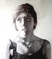 Self-Portrait - Face