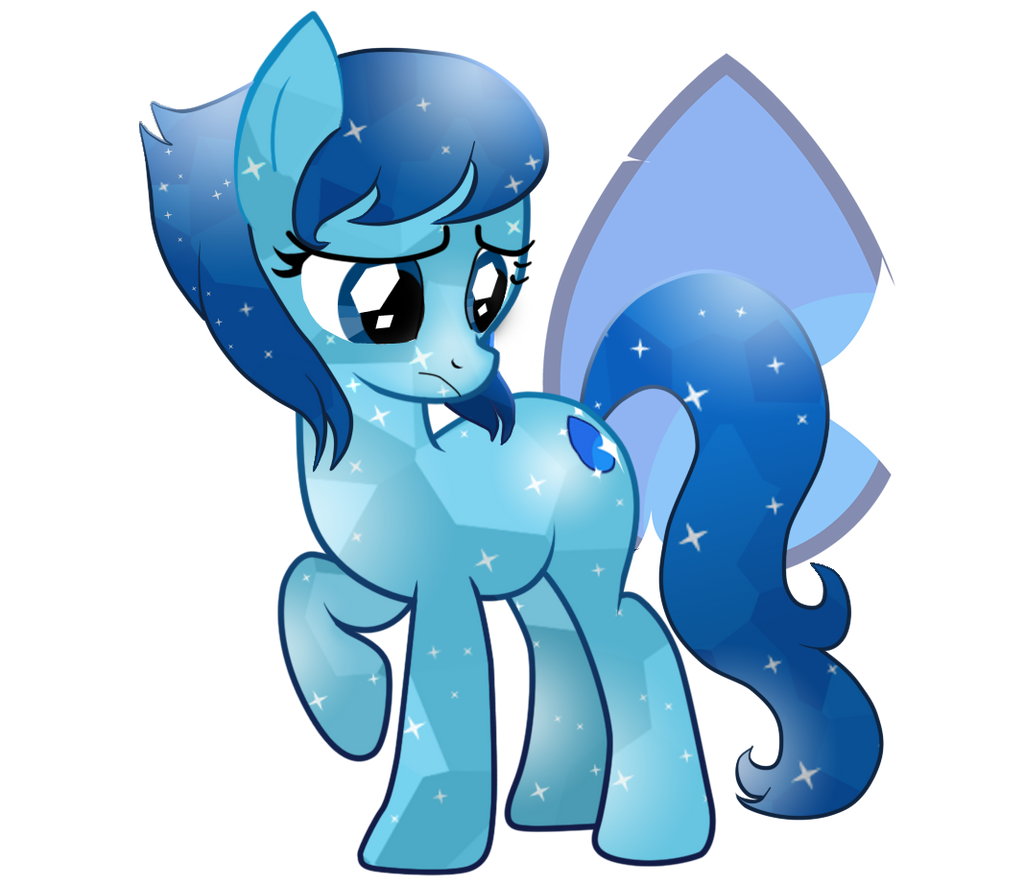 Water Crystal Pony