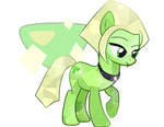Scientific Crystal Pony