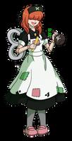 DrCraftyOC - Nurse Ninnie by MikotoNui