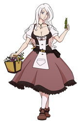 OC: Mary Nightingale