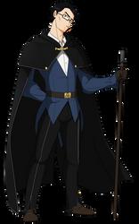 DnD OC: Darius the Black