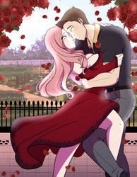 Rose Garden Romance