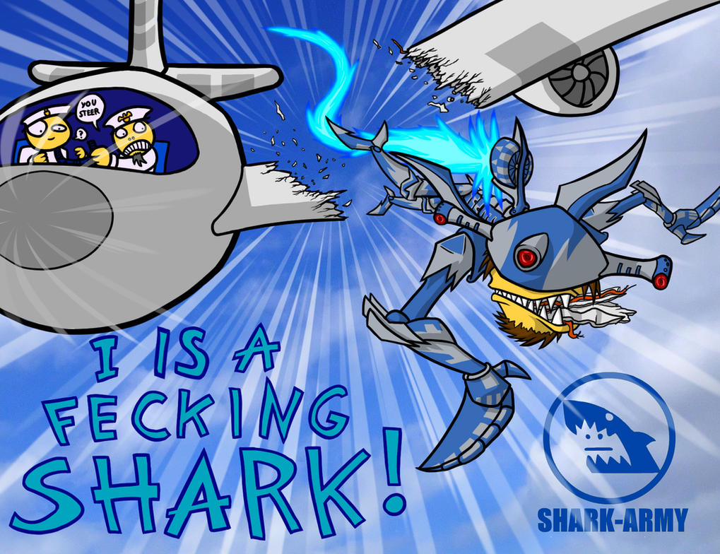 JET SHARK by Illmad
