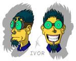 Updated designs: Ivor