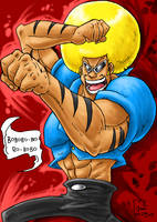 Bobobo-Bo Bo-Bobo by blue-hugo