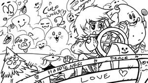 LLL - Super Mario Galaxy 2 Thumbnail-Gag #2 by blue-hugo