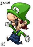 Luigi | FreeArt #41