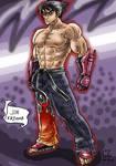 VGC #181 - Jin Kazama