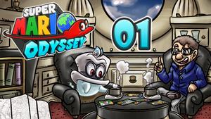 Spendem - Super Mario Odyssey Thumbnail by blue-hugo