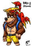 Banjo und Kazooie  FreeArt #87