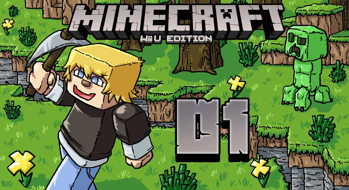 LLL - Minecraft WiiU Secret-Thumbnail by blue-hugo