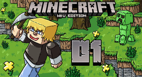 LLL - Minecraft WiiU Secret-Thumbnail by blue-hugo