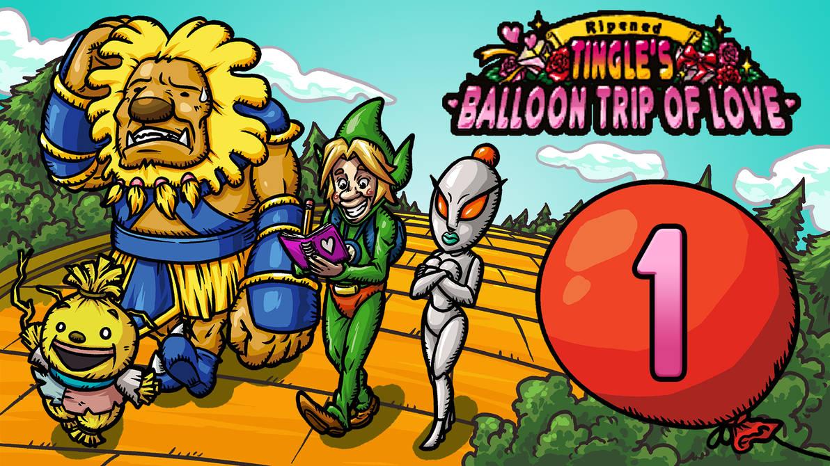 LLL - Tingle's Balloon Trip of Love Thumbnail by blue-hugo