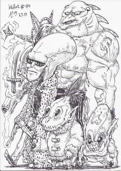 InkArt #84: Die Criminalien-Gang