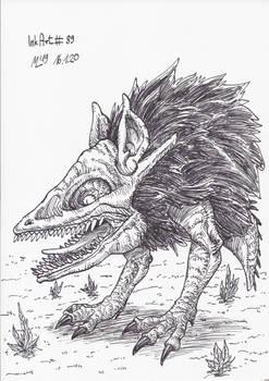 InkArt #89: Knochenknacker