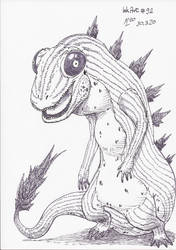 InkArt #92: Zwergglutling