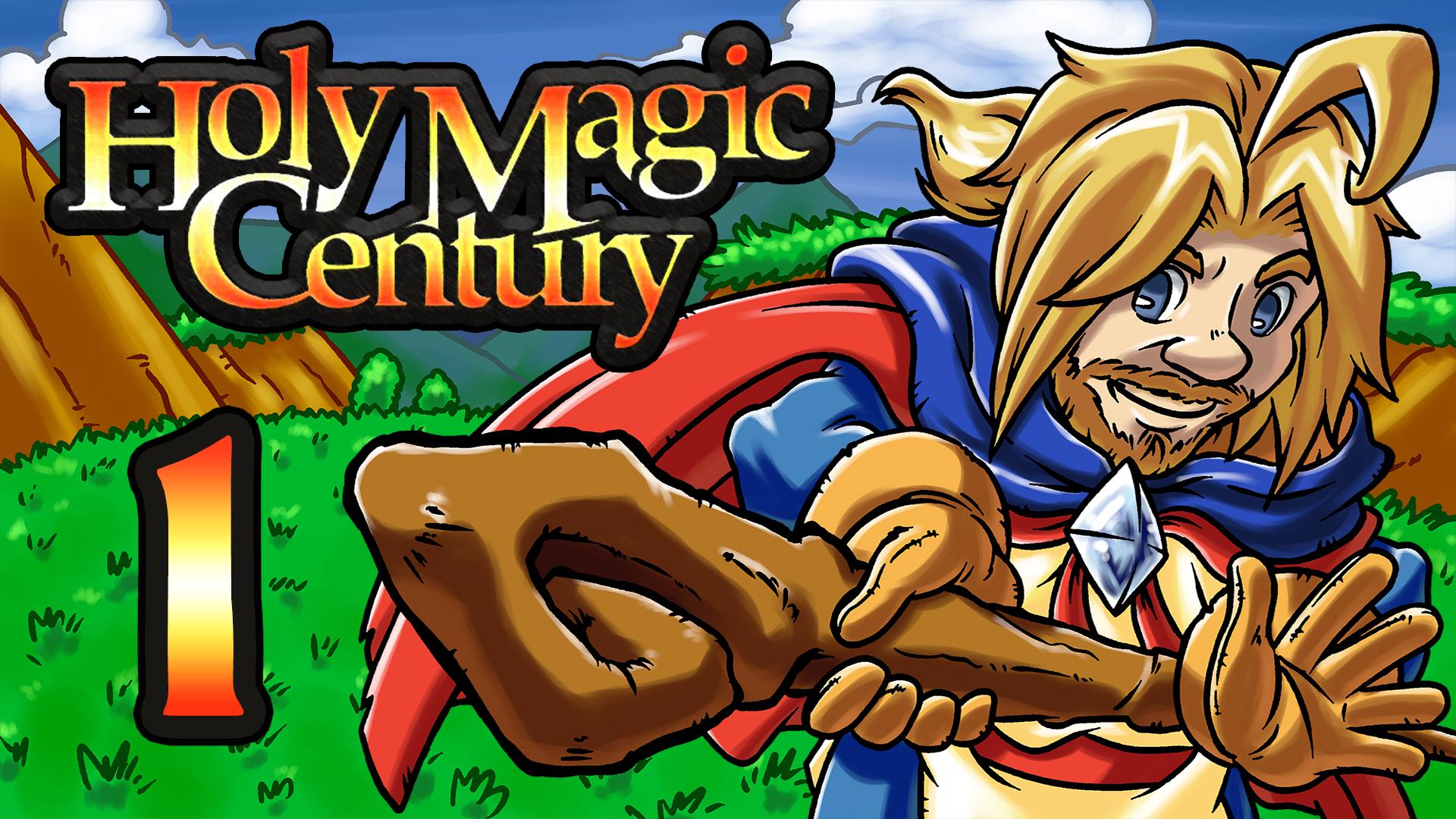 LLL - Holy Magic Century Thumbnail