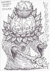 #INKTOBER20 -Halloweenos- Day 31