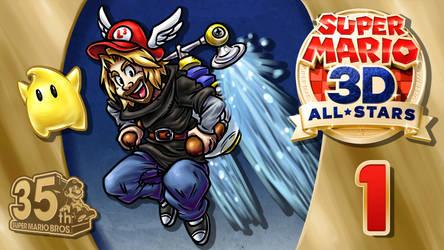 LLL - Super Mario 3D All-Stars Thumbnail