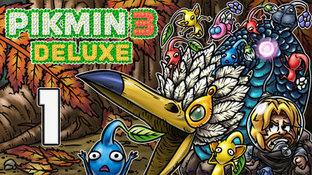 LLL - Pikmin 3 Deluxe Thumbnail