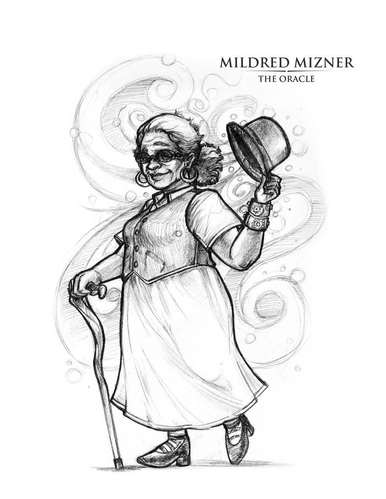 MIldred-Mizner The-Oracle by Briansbigideas