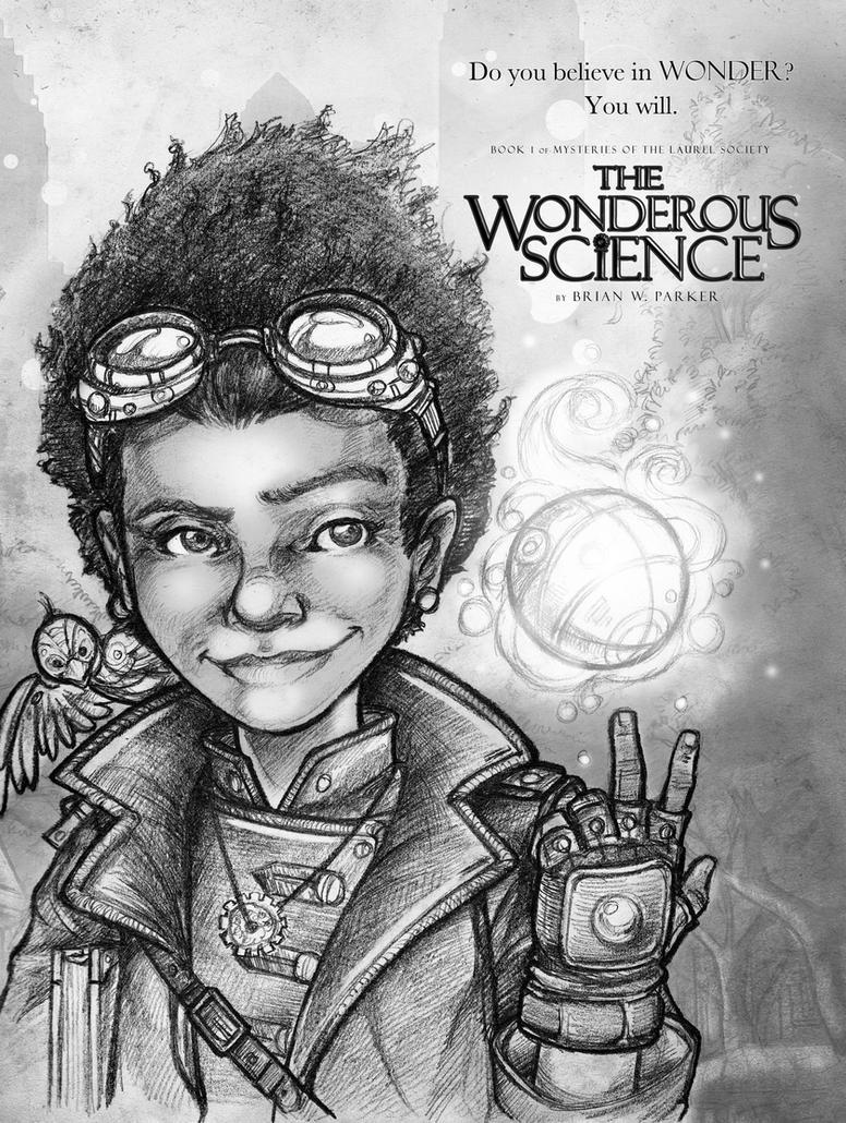 The Wonderous Science_ZoraPoster by Briansbigideas