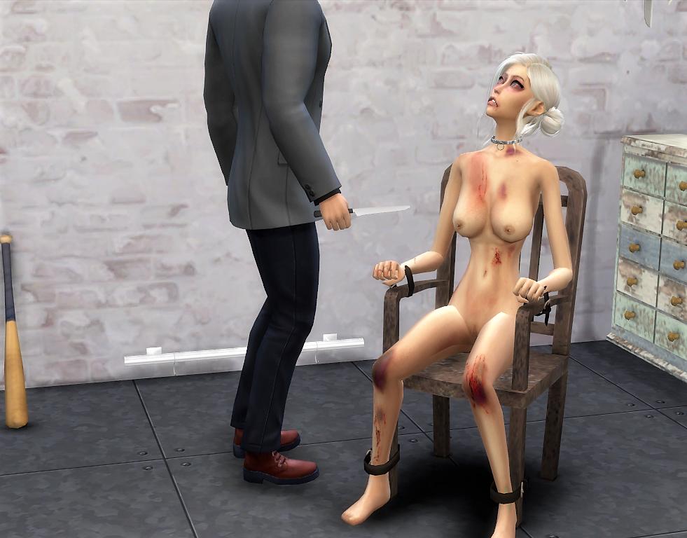 Blonde and Bruised by FutureBimboDoll