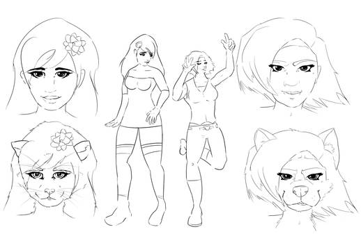 TF Characters (Unfinished)