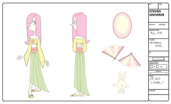 My Little Gems: Creamrose Pearl