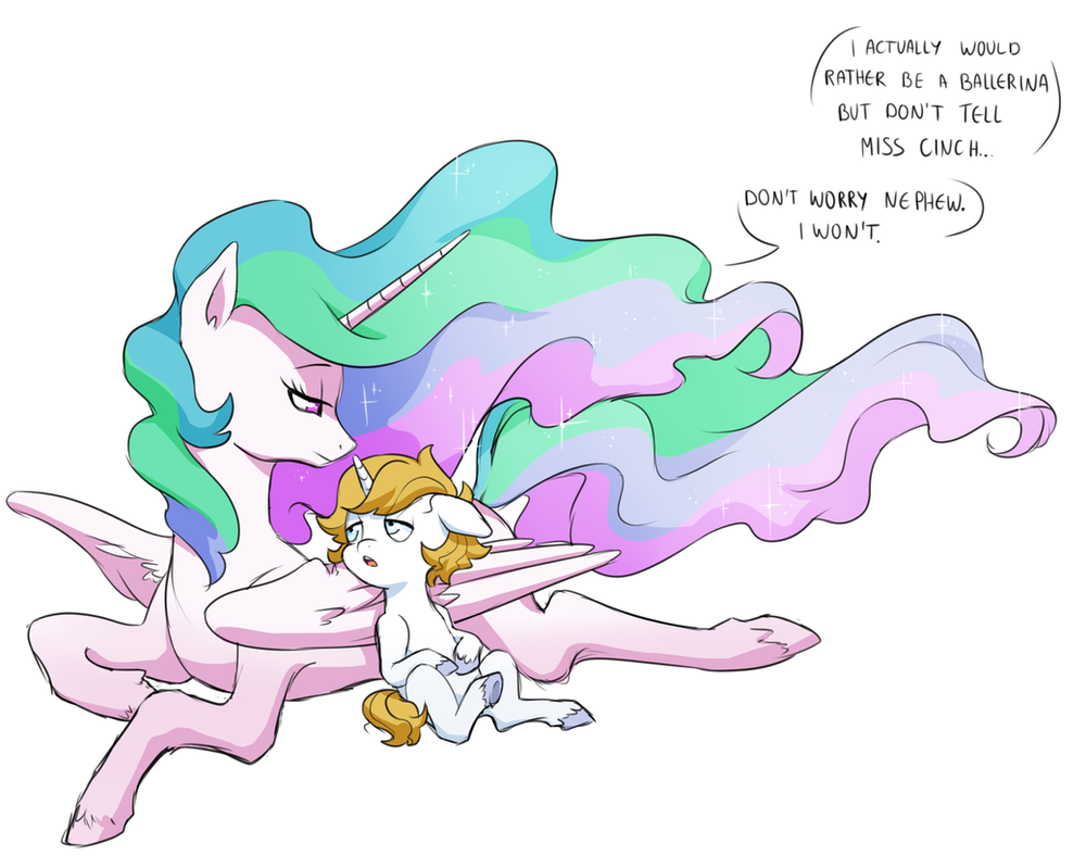 Auntie time by Pikokko