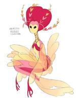 Mermaid doodles 2 by Pikokko