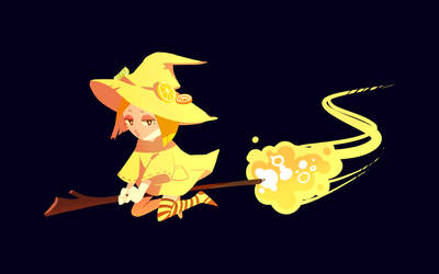 Citrus Witch by Pikokko