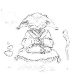 Yoda - Sketch