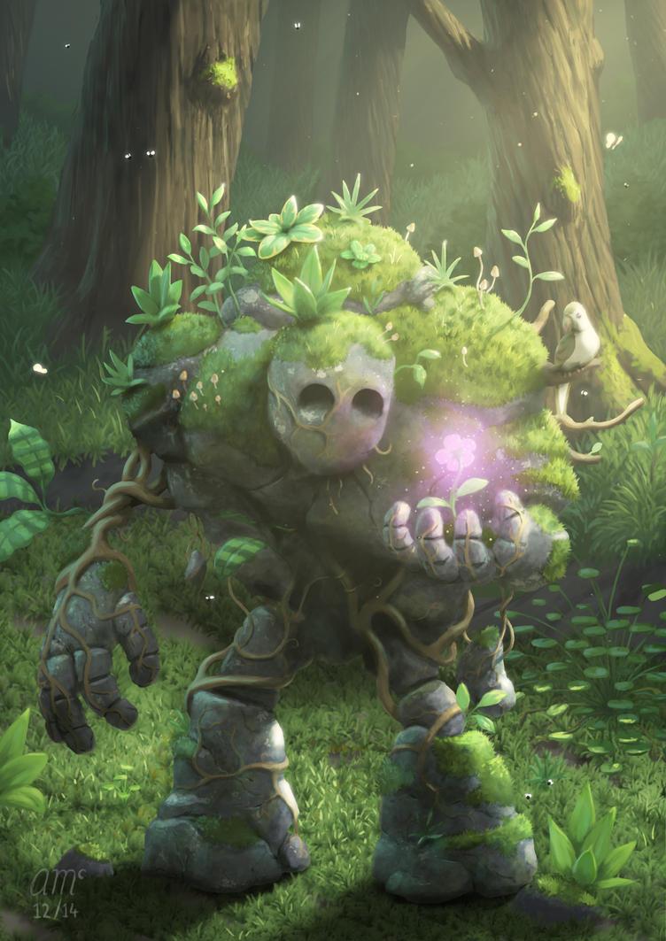 Best Nature For Golem