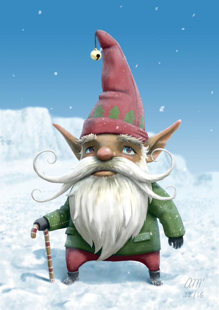 Holiday Season 2016 by AndrewMcIntoshArt